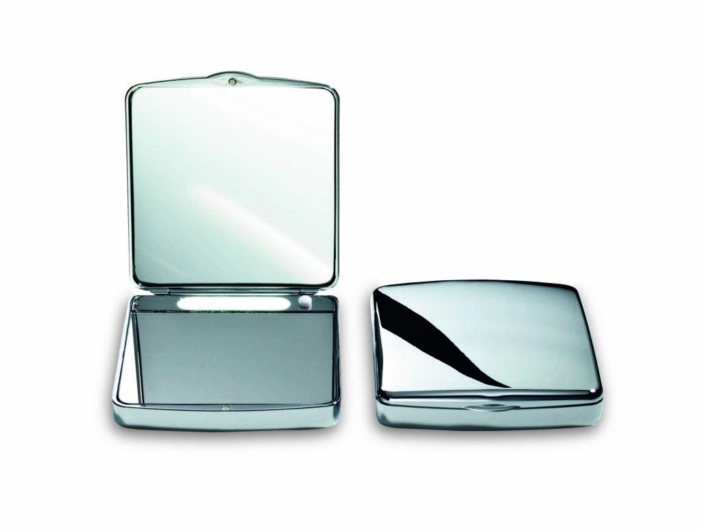 Fonkelnieuw Pocket Make-up spiegel met LED verlichting - Passier - Den Haag BV-05