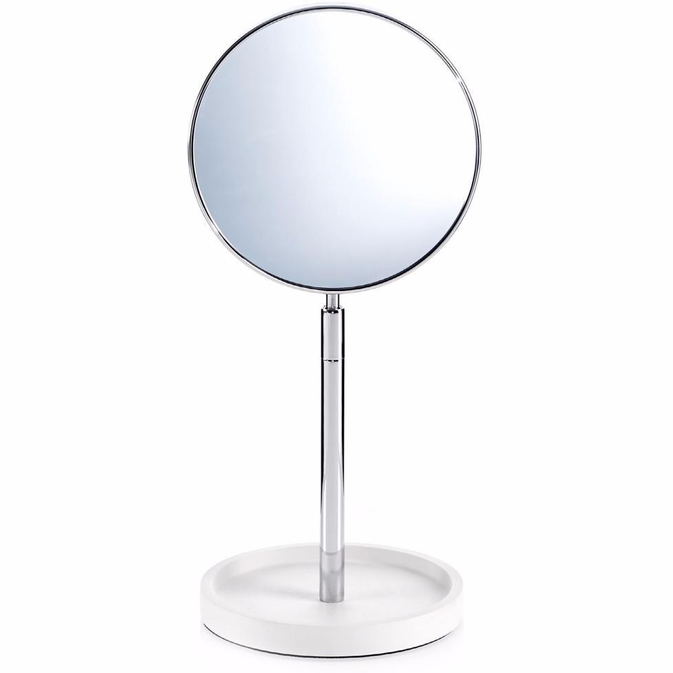 Cosmetische spiegel met blad